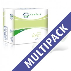 Forma-Care Comfort Form Shaped Pads - Multipack of 100/80 pads  (5/4 x 20)