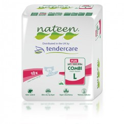 Tendercare Nateen Day Plus All in One - Multipack of 80 pads (4 x 20 pads)