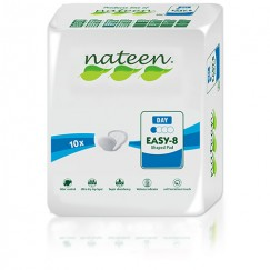 Tendercare Nateen Shaped Pads -Pack of 80 pads (8 X 10)
